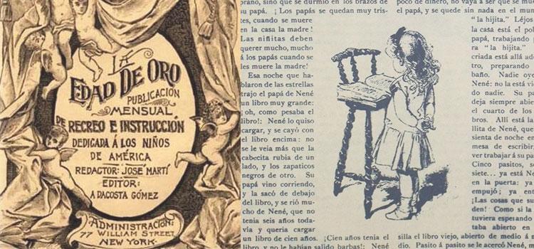 José Martí: A los niños que lean La Edad de Oro
