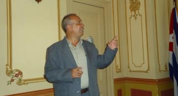 Entrevista con el Dr. en Ciencias de la Salud Justo Reinaldo Fabelo Roche