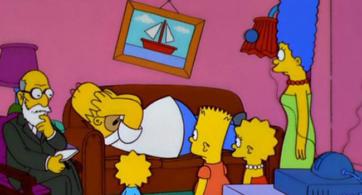 Si quieres entender a Freud, debes mirar a Los Simpson