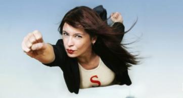 ¿Eres Superwoman?