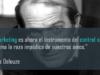La propuesta de Guilles Deleuze a través de su teoría de las Sociedades de Control