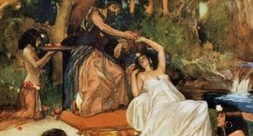 Cantares de Salomón: Amar en tiempos violentos