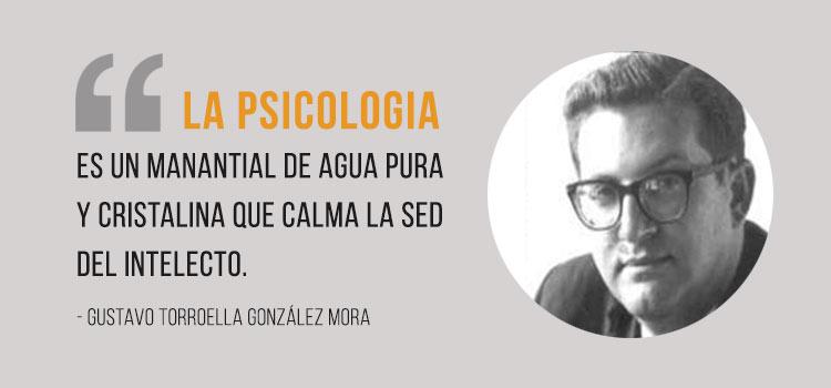Dr. GustavoTorroella González-Mora | Fiel exponente de la Psicología cubana