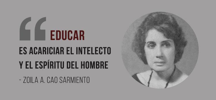 Dra. Zoila Aurora Cao Sarmiento - Pilar de la psicología cubana