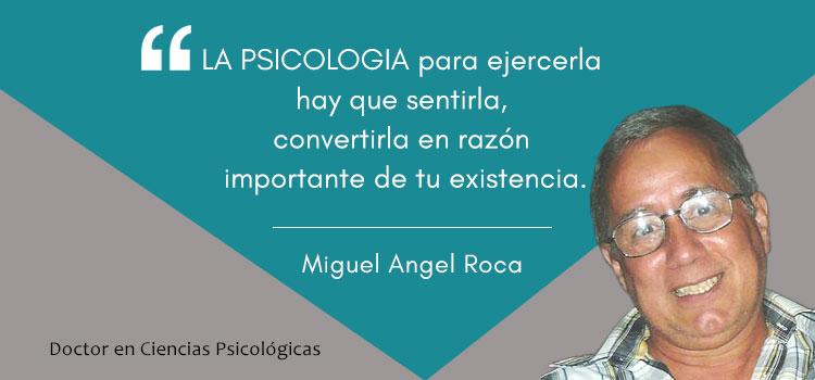 Entrevista Miguel Angel Roca