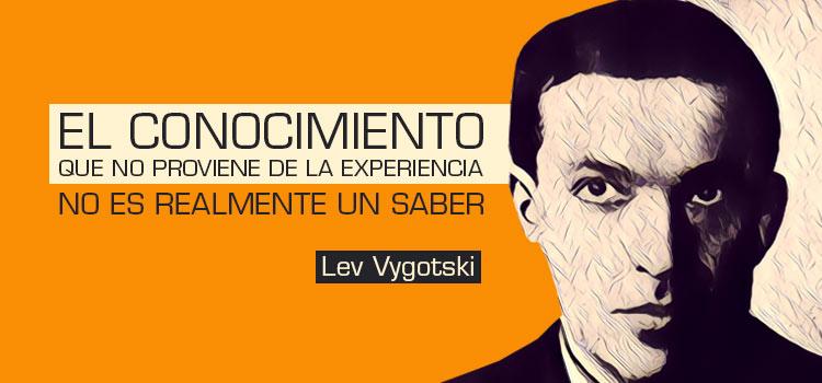 Frase Lev Vygotski