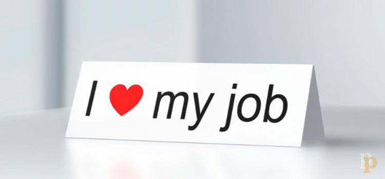 El trabajo y la felicidad