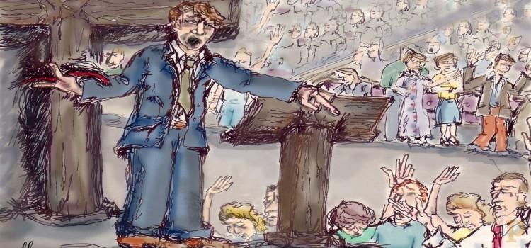 ¿Por qué algunas* iglesias protestantes son tan atractivas para los psicóticos? 3ra Parte