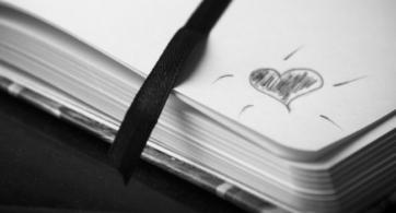 Como si mi corazón fuera inquebrantable / Elegía de abril