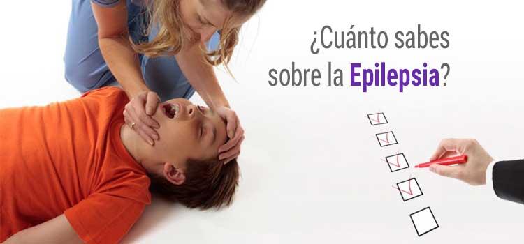 Cuestionario sobre la epilepsia