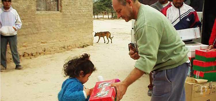 Los otros que hacen la vida: Juan D. Hugo Rizzo. Misionero Evangélico