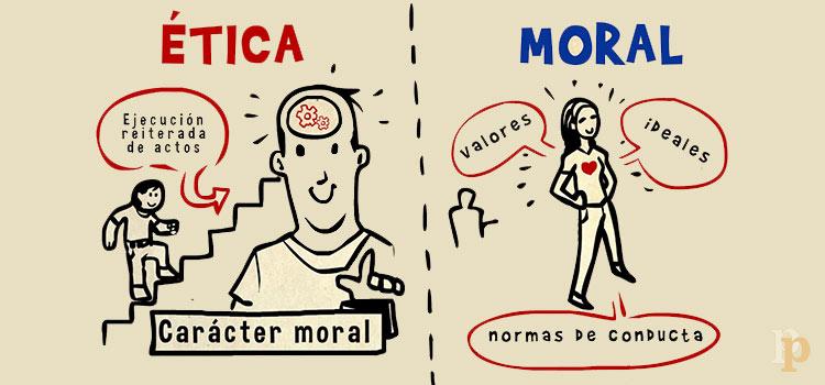 En Qué Se Diferencian La ética Y La Moral Sicologiasinp Com