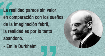 Durkheim: contribuciones desde la teoría social para la sexualidad humana