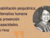 Dra. Noemí Perez Valdés: amor incondicional a la psicología