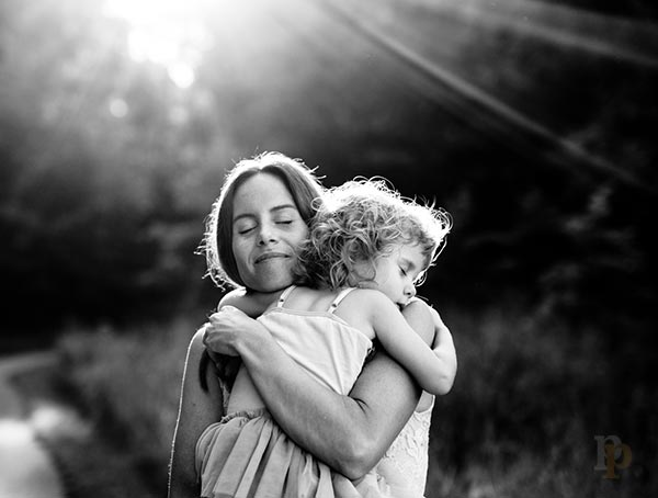 Madre e hija, simbiosis perfecta