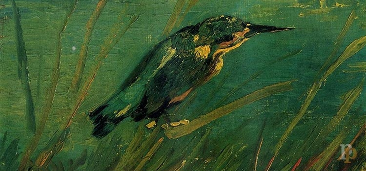 Van Gogh - The Kingfisher
