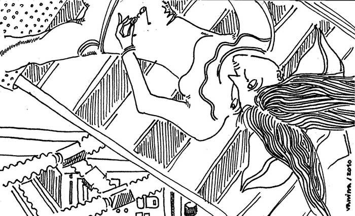 Dibujo 5 - Vanina Murano