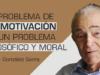 Diego Gonzalez Serra: la motivación es un problema filosófico y moral