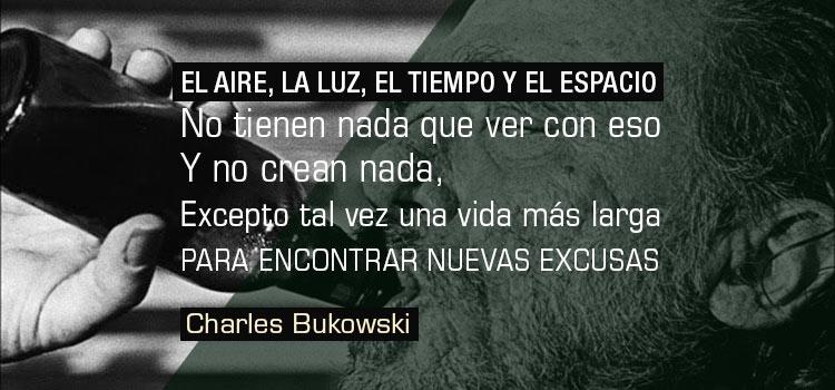 Charles Bukowski, ¿qué necesitas para crear?