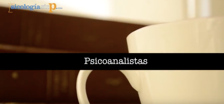 Video sobre psicoanálisis