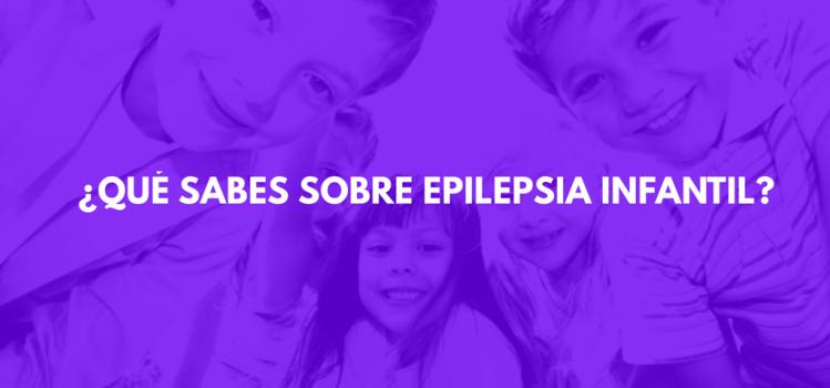 10 aspectos que quizás no conocías sobre la epilepsia infantil