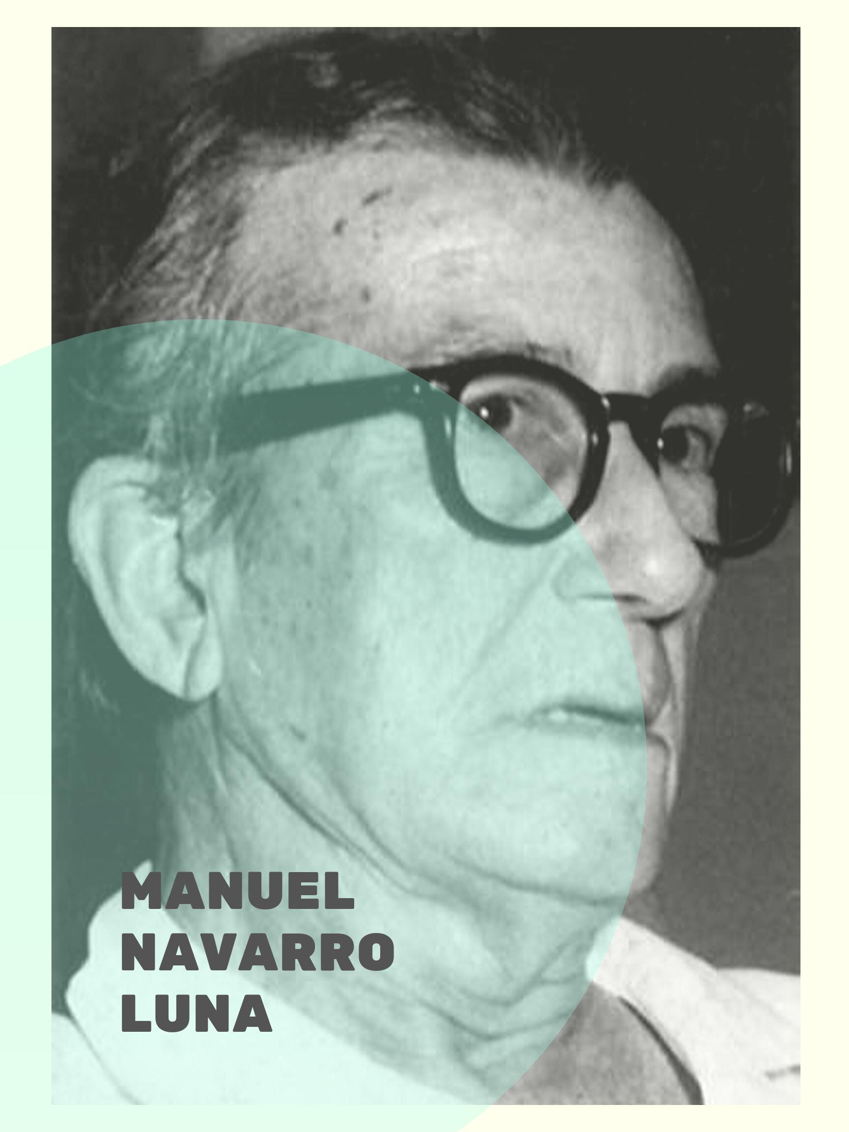 Manuel Navarro Luna