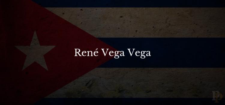 Doctor René Vega Vega: sensible pérdida para la educación superior y la psiquiatría infanto-juvenil cubanas