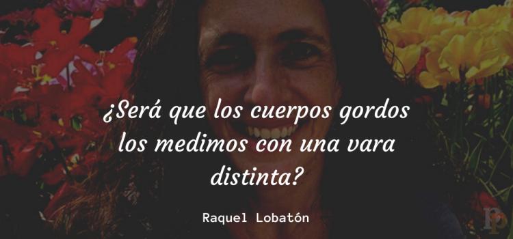 Raquel Lobatón: Obesidad, Raza, Género – 3ra Parte