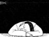 La importancia de calmar tu mente antes de ir a la cama