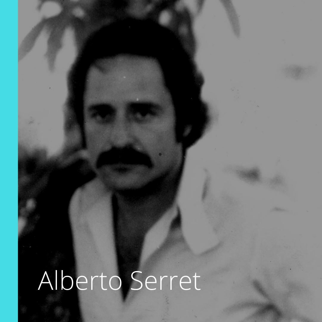 Alberto Serret